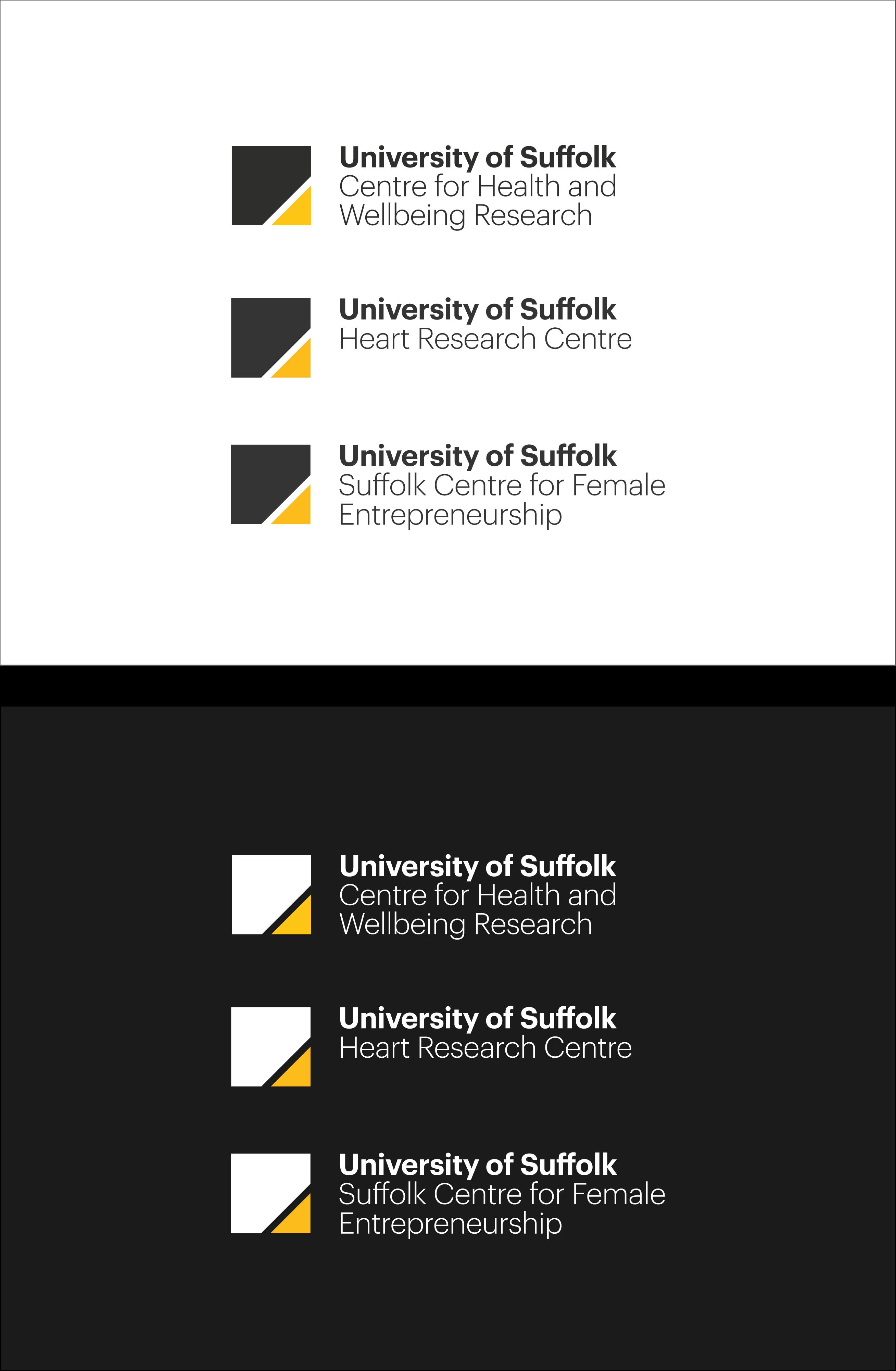 Logo - University of Suffolk